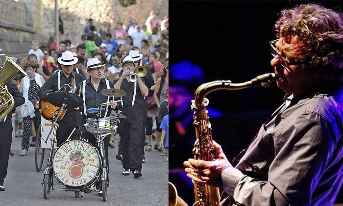"""Dixie Rue del Percebe i Ramon Cardo actuen al festival """"A la vora del jazz"""""""