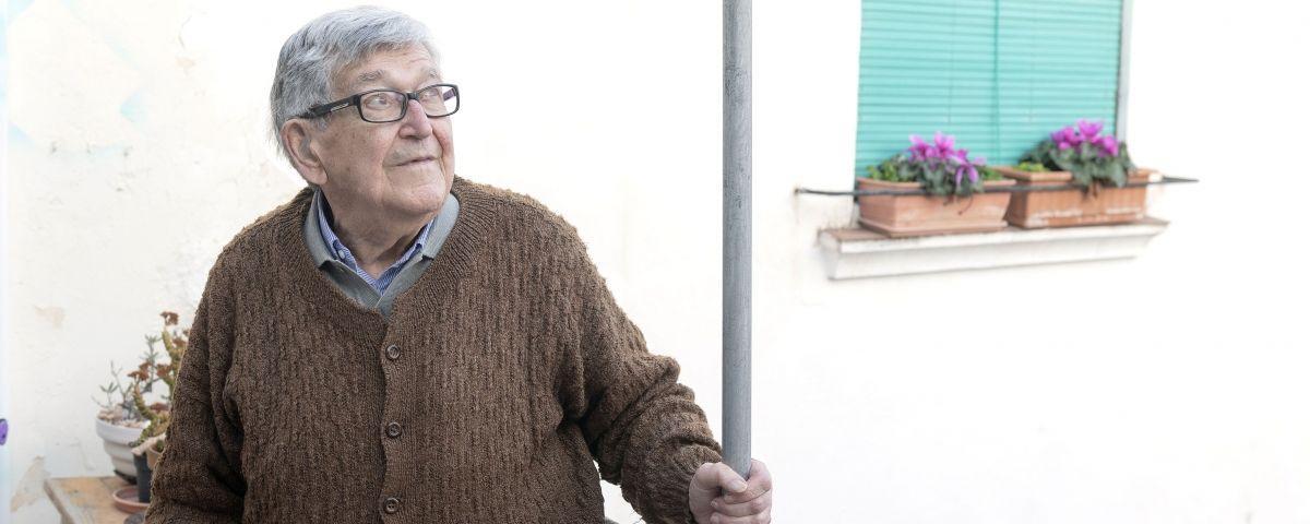 Manuel Vilatersana, que va gestionar el cinema Iluro