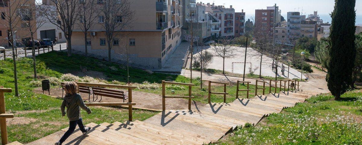 El Parc del Nord de Vista Alegre. Foto: R. Gallofré / Ajuntament