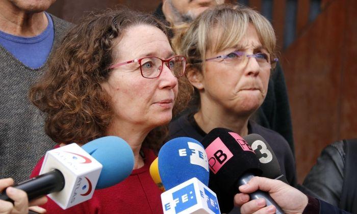 La primera Tinent d'Alcalde d'Argentona, Gina Sabadell. Foto: ACN