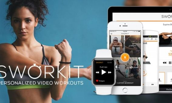 sworkit share