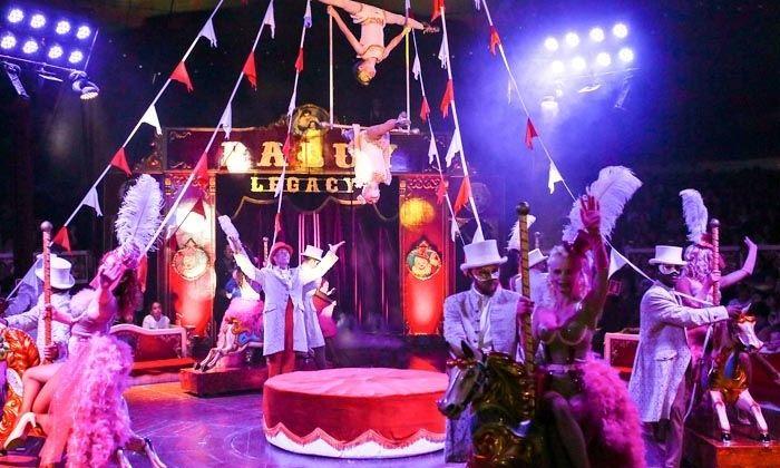 Circ Raluy Legacy