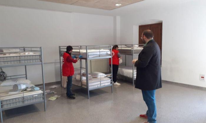 El nou centre d'acollida a Can Xalant. Foto: Ajuntament