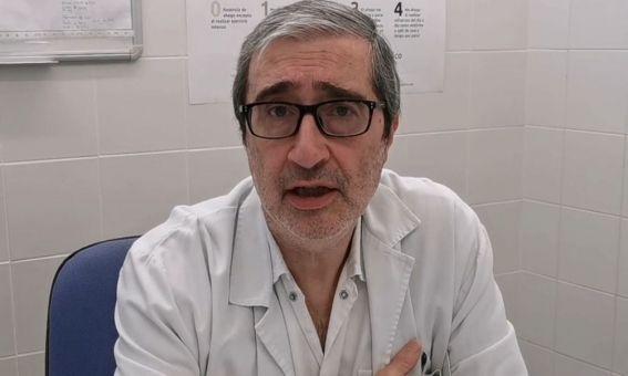 Lluís Force, de l'Hospital de Mataró.