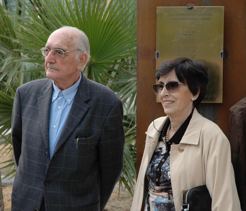 Viñals, amb Ventura Ametller