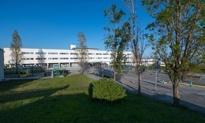 L'Hospital de Mataró durant l'epidèmia del Covid 19. Foto  R.Gallofré 6