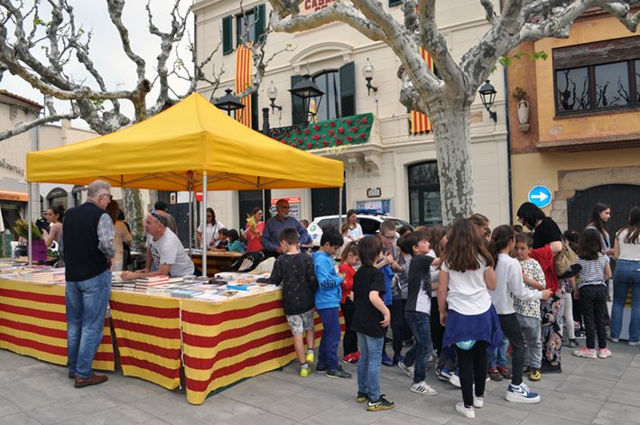 Sant Jordi a Sant Vicenç de Montalt