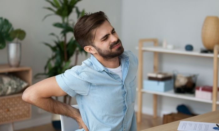 El mal d'esquena és un dels problemes més habituals