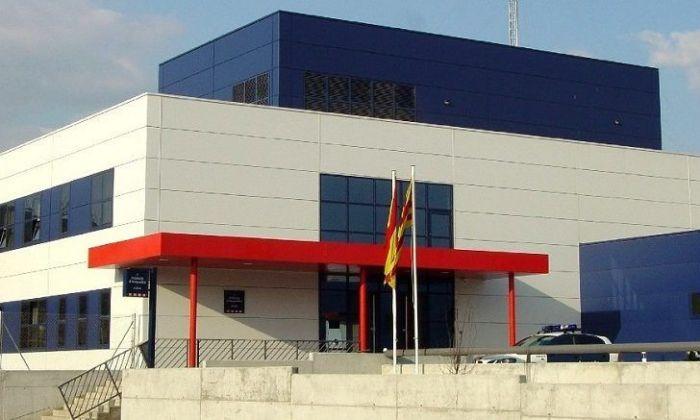 La comissaria de Mossos de Premià de Mar. Foto: Ràdio Premià de Mar