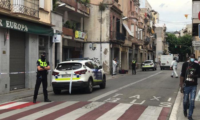 La policia pot fer desallotjaments preventius davant d'ocupacions perilloses. Foto: Ajuntament