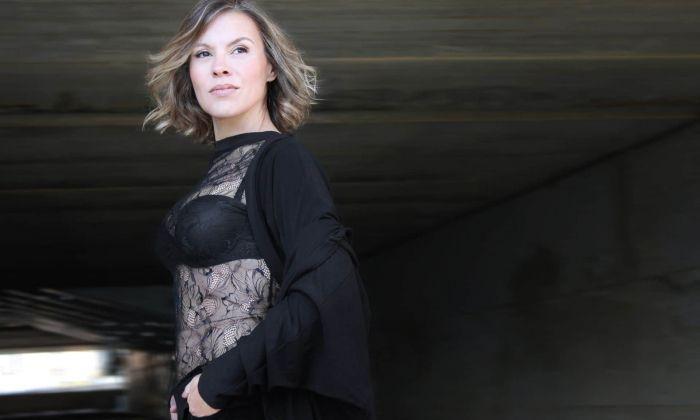 La cantant mataronina Txell Sust