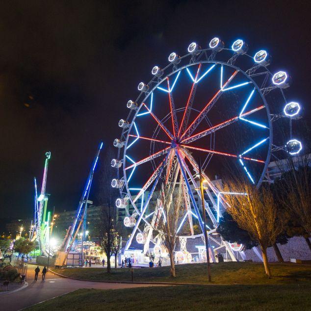 Mataró quiere volver a tener Feria de Atracciones este 2021