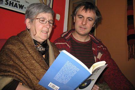 Lola Casas i Pere Borrell