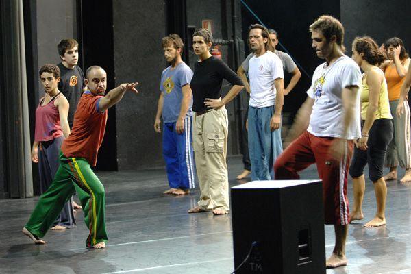 Un dels cursos de l'Aula de Teatre